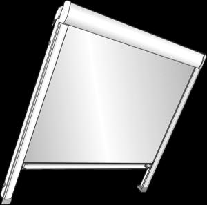sonnenschutz f r dachfl chen germania kg. Black Bedroom Furniture Sets. Home Design Ideas
