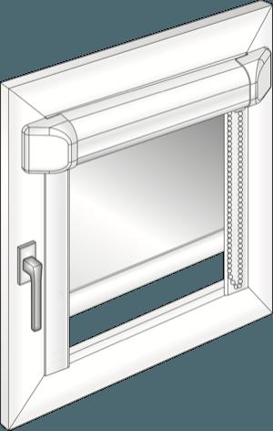 rollo der bedruckbare klassiker germania kg. Black Bedroom Furniture Sets. Home Design Ideas