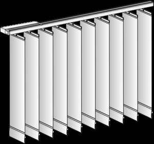 Lamellen Raumteiler vertikal lamellen und vorhänge germania kg